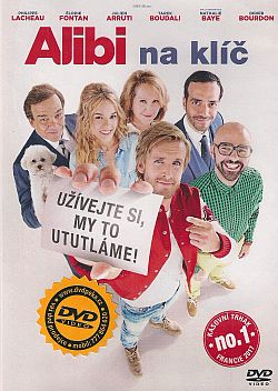 b52b46747 Alibi na klíč [DVD] (Alibi.com) | kompletní nabídka |DVDPEKA Váš DVD ...