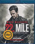 22. míle [Blu-ray] (Mile 22)