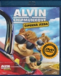 Alvin a Chipmunkové 4 [Blu-ray] (Alvin and the Chipmunks: The Road Chip)