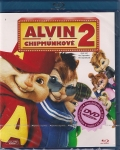 Alvin a Chipmunkové 2 [Blu-ray] (Alvin and the Chipmunks: The Squeakquel) - AKCE 1+1 za 399