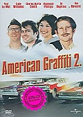 Americké Graffiti 2 [DVD] (More American Graffitti)