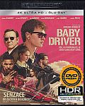Baby Driver (UHD+BD) 2x[Blu-ray] - Mastered in 4K