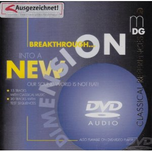 Breakthrough ...Into A New Dimension [DVD-AUDIO]