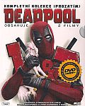 Deadpool 1+2 2x[Blu-ray] (X-Men Origins: Deadpool 1+2)