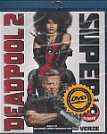 Deadpool 2 [Blu-ray] (X-Men Origins: Deadpool 2)