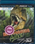 Dinosaurus Alive! 3D [Blu-ray] (Dinosaurs Alive! 3D)