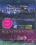 Earthscapes in HD - Rocky Mountains [Blu-ray]