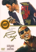 Get on Up - Příběh Jamese Browna +  Ray 2dvd