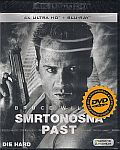 Smrtonosná past 1 (UHD+BD) 2x[Blu-ray] (Die Hard) - Mastered in 4K