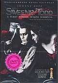 Sweeney Todd: Ďábelský holič z Fleet Street 2x[DVD] S.E. (Sweeney Todd: The Demon Barber of Fleet Street)