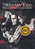 Sweeney Todd: Ďábelský holič z Fleet Street [DVD] S.E. (Sweeney Todd: The Demon Barber of Fleet Street)