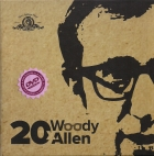 Woody Allen - box na 20 DVD