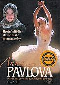Anna Pavlova [DVD] (Pavlova: A Woman for All Time) (díl 1,2,3) - vyprodané