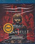 Annabelle 3 [Blu-ray] (Annabelle Comes Home)