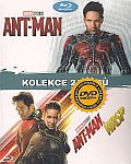 Ant-Man kolekce 1.-2 2x[Blu-ray] (Ant-Man + Ant-Man and the Wasp)