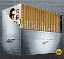 James Bond 007 : MONSTERBOX 44 DVD 2009 + Spectre (2DVD)