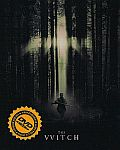 Čarodejnice [Blu-ray] (Witch: A New-England Folktale) - steelbook