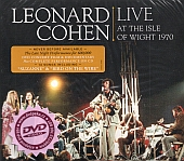 Cohen Leonard - Live At The Isle Of Wight 1970 [DVD] + CD