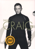 James Bond 007 - Daniel Craig - kolekce 5x[DVD] Casino Royale / Quantum of Solace / Skyfall / Spectre