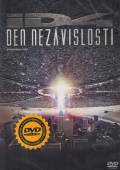Den nezávislosti [DVD] (artwork 2016) (Independence Day: Id4)