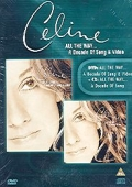 Dion Celine - A Decade Of Song & Video ...All the Way [DVD] + cd
