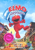 Elmo v Zemi mrzoutů [DVD] (Elmo In Grouchland)