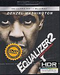Equalizer 2 (UHD+BD) 2x[Blu-ray] (Equalizer 2) - Mastered in 4K