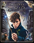 Fantastická zvířata a kde je najít 3D+2D 2x[Blu-ray] (Fantastic Beasts and where to find them)