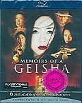 Gejša [Blu-ray] (Memoirs Of A Geisha)