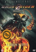 Ghost Rider 2 - Duch pomsty [DVD] Ghost Rider: Spirit of Vengeance)