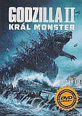 Godzilla II: Král monster [DVD] (Godzilla: King of the Monsters)
