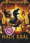 Hadí král [DVD] (Basilisk: The Serpent King)