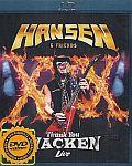 Hansen & Friends - Thank You Wacken: Live [Blu-ray] + [CD]