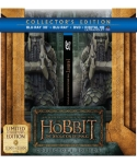Hobit: Šmakova dračí poušť 3D+2D 4x[Blu-ray] - Strážci Ereboru (Bookends) (Hobbit: The Desolation of Smaug)