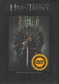 Hra o trůny: Sezóna 1 5DVD (viva) (Game of Thrones: Season 1) - dovoz