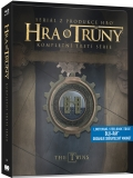 Hra o trůny: Sezóna 3 [5Blu-ray] - steelbook (Game of Thrones: Season 3)