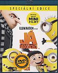Já, padouch 3 [Blu-ray] (Despicable Me 3)