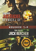 Jack Reacher kolekce 1-2 2x[DVD] (Jack Reacher 2-Movie Collection)