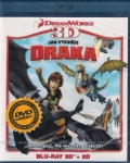 Jak vycvičit draka 3D+2D [Blu-ray] (How to Train Your Dragon) - vyprodané