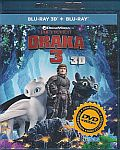 Jak vycvičit draka 3 3D+2D 2x[Blu-ray] (How to Train Your Dragon: The Hidden World)