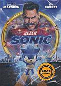 Ježek Sonic [Blu-ray] (Sonic The Hedgehog)
