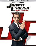 Johnny English znovu zasahuje (UHD+BD) 2x[Blu-ray] (Johnny English Strikes Again) - Mastered in 4K