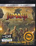 Jumanji: Vítejte v džungli (UHD+BD) 2x[Blu-ray] (Jumanji: Welcome to the Jungle) - Mastered in 4K