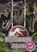 Jurský park sada 4x[DVD] (Jurassic Park collection)