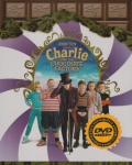 Karlík a továrna na čokoládovnu [Blu-ray] - steelbook (Charlie And The Chocolate Factory)