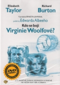 Kdo se bojí Virginie Woolfové? [Blu-ray] (Who's Afraid of Virginia Woolf?)