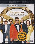Kingsman: Zlatý kruh (UHD+BD) 2x[Blu-ray] (Kingsman: The Golden Circle) - Mastered in 4K