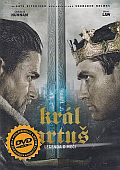 Král Artuš: Legenda o meči [DVD] (King Arthur: Legend of the Sword)