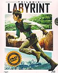 Labyrint: Trilogie 3x[Blu-ray] (Maze Runner: Trilogy)