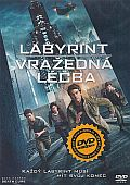 Labyrint: Vražedná léčba [DVD] (Maze Runner: The Death Cure)